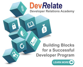 DevRelate for Developer Relations Professionals